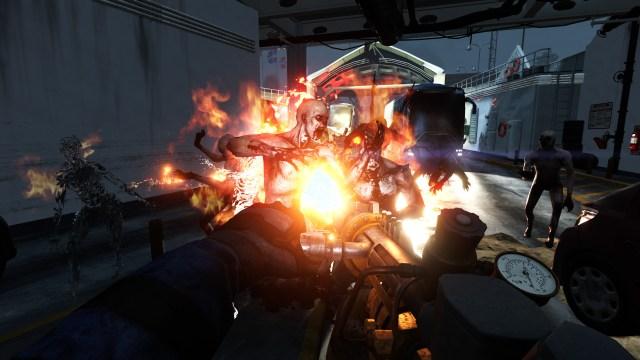 tripwire interactive, killing floor, killing floor game, ps4 killing floor 2, release date pc, sci-fi horror game,