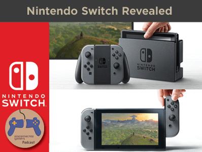 Nintendo Switch, Joy-Con Controllers,