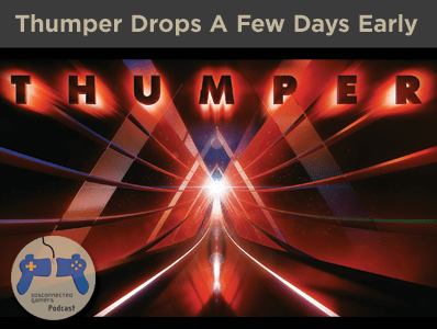 thumper vr, ps4 pro, 90fps, ryhthm game, steam, thumper game,