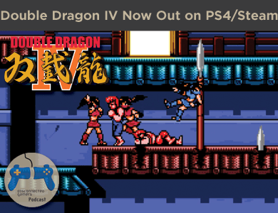 double dragon iv, steam double dragon, arc system works,