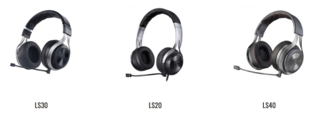lucid sound headsets, gaming headsets, high quality audio headset, ps4 gaming headphones,