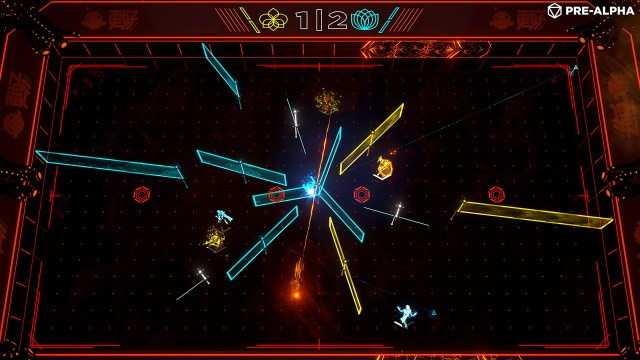laser league, intense multiplayer, online multiplayer, team battle game, arena multiplayer gaming,
