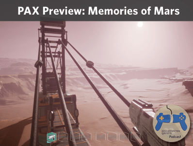 pax east 2018, 505 games, open world survival game, memories of mars,