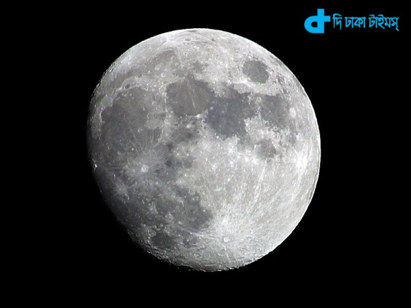 The moon is getting smaller