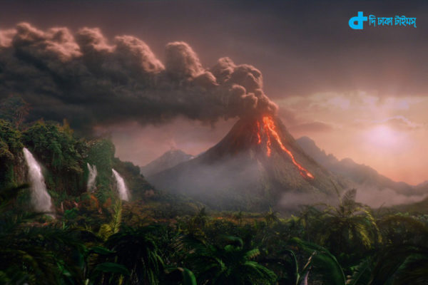 JOURNEY TO THE CENTER OF THE EARTH 2-Mysterious Island