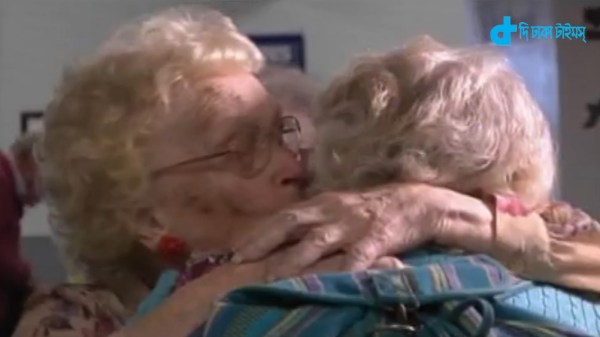 82 years later, mother regained daughter