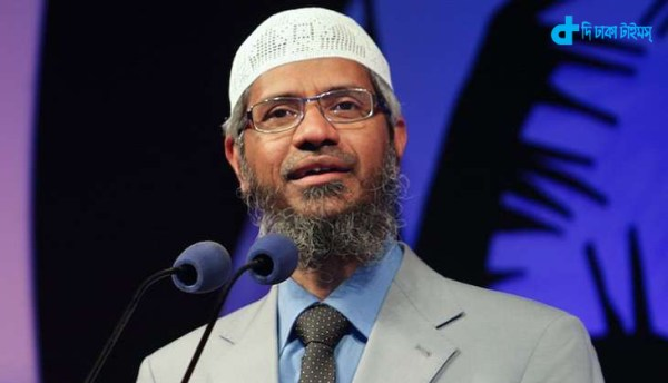 Naik India to sue