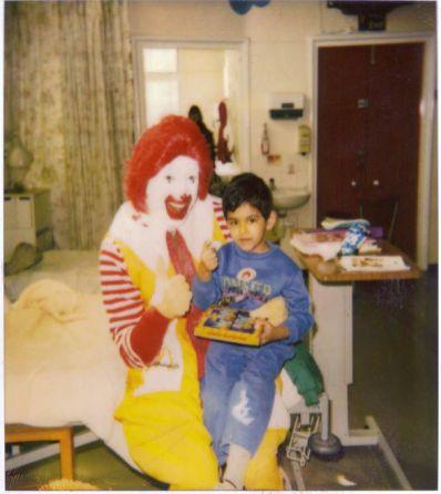 ronald mcdonald 1997