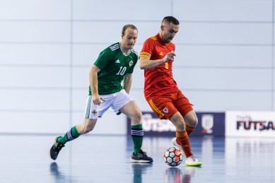 Wales vs Northern Ireland - 2019 Home Nations Match 1 -62