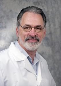 Psychiatry professor Lance Bauer
