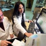 Drs. Rudolf Lucas and Maritza Romero