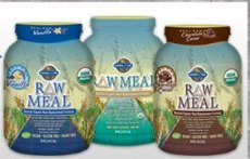 Recall of Garden of Living Meal Replacements Raw Meal