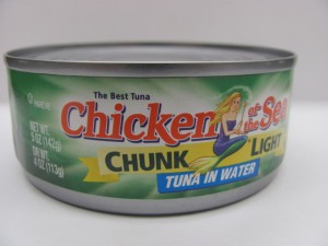 Tuna Recall - Chicken of the Sea