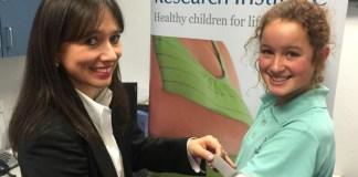 Type 1 Diabetes - Extra Steps Help Kids