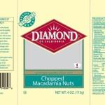Diamond Brand Recall