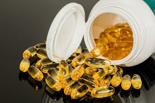Image of Fish OIl Capsules