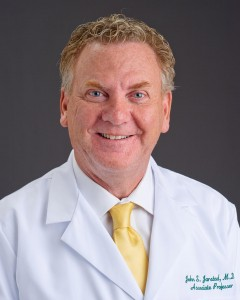 Photo of John Jarstad, M.D., University of Missouri-Columbia