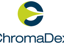 ChromaDex Logo - Neuropathy Pain Relief