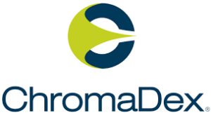 ChromaDex Logo - Soulagement de la douleur neuropathie