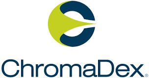 ChromaDex Logo - Neuropathy Pain Relief