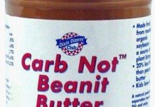 Dixie Diner's Club brand Carb Not Beanit Butter - Recall Information