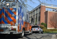 Ambulance EMT Unit - Single Low Blood Sugar Emergency Increases Risk of Death and Heart Disease
