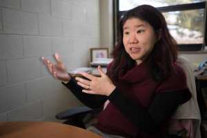 Chu-Hsiang Daisy Chang, associate professor of psychology at Michigan State University.