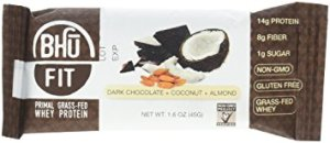 Bhu Foods Coconut Bar
