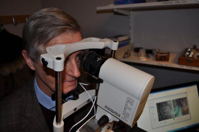 Professor Olov Rolandsson