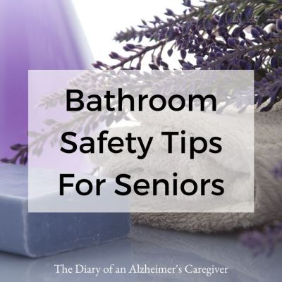 Bathroom Safety Tips For Seniors