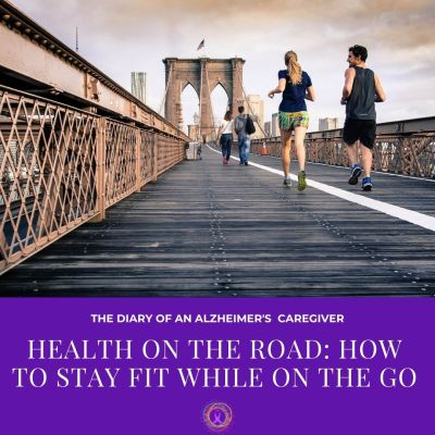 Health On The Road: How To Stay Fit While On The Go