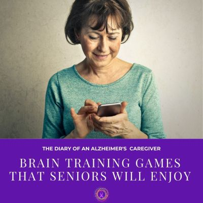 Brain Training Games That Seniors Will Enjoy