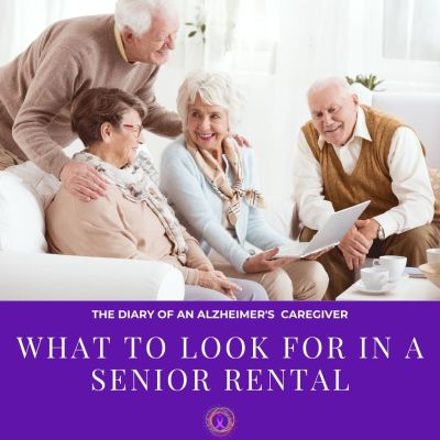 What to Look for in a Senior Rental