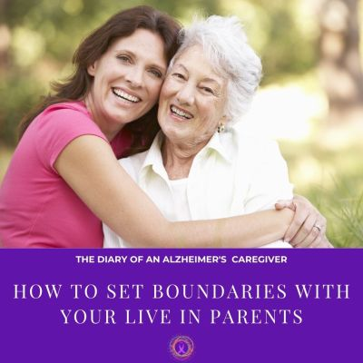 How To Set Boundaries With Your Live In Parents