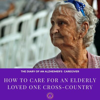 How to Care for an Elderly Loved One Cross-Country
