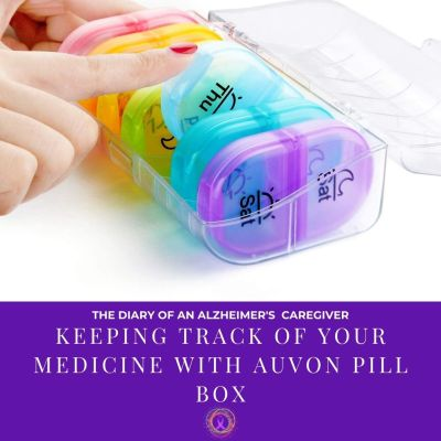 Keeping Track Of Your Medicine With Auvon Pill Box