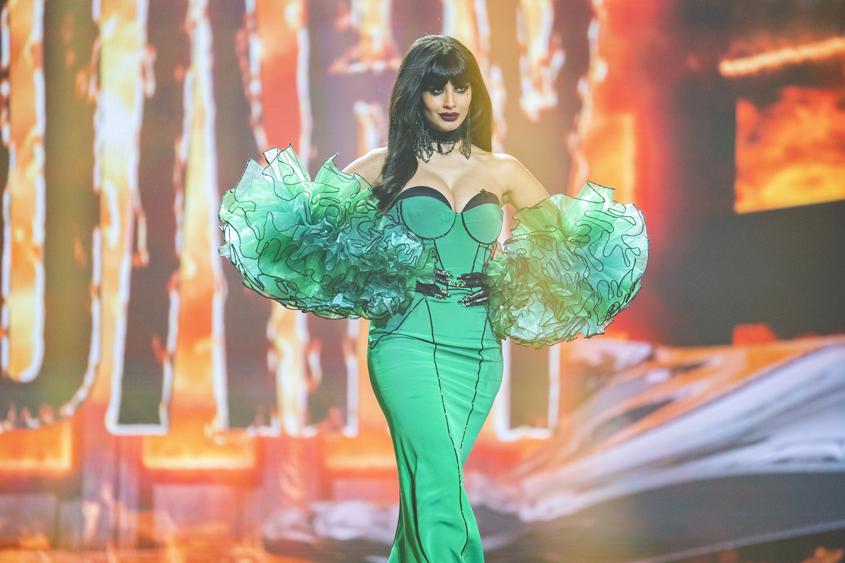 Jameela Jamil Is Ready To Square Up With Tatiana Maslany In 'She Hulk'