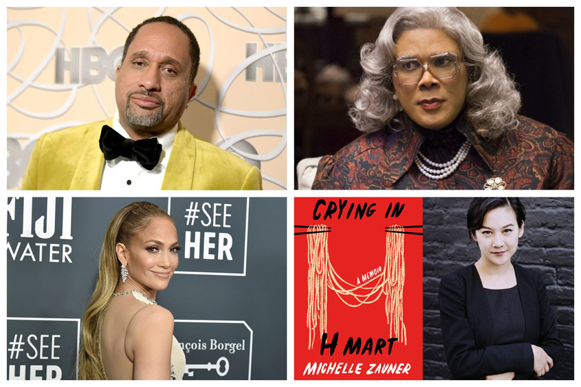 Kenya Barris's Makes Feature Directorial Debut; Madea's Return; J. Lo's Netflix First Look Deal;  Michelle Zauner Is 'Crying In H Mart'