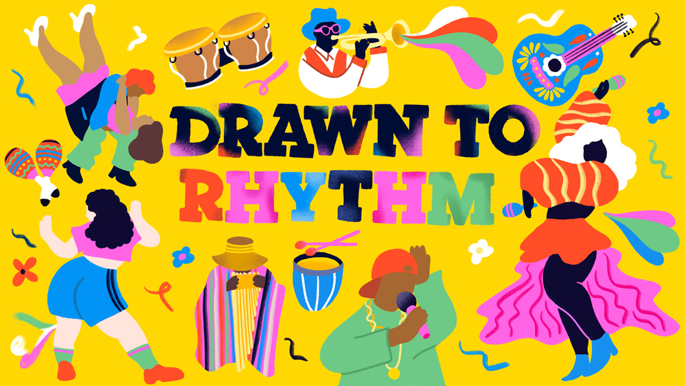 'Drawn To Rhythm' Exclusive Clip: Cartoon Network Celebrates Hispanic Heritage Month With Music And Dance