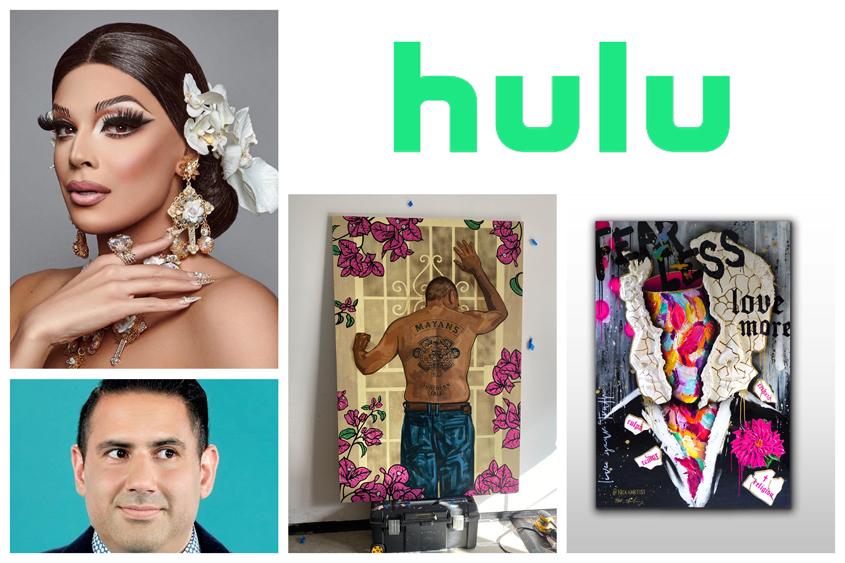 Hulu Celebrates Hispanic Latinx Heritage Month Featuring 'RuPaul's Drag Race' Alum Valentina And iHeartRadio's Alexander Rodriguez As Hosts