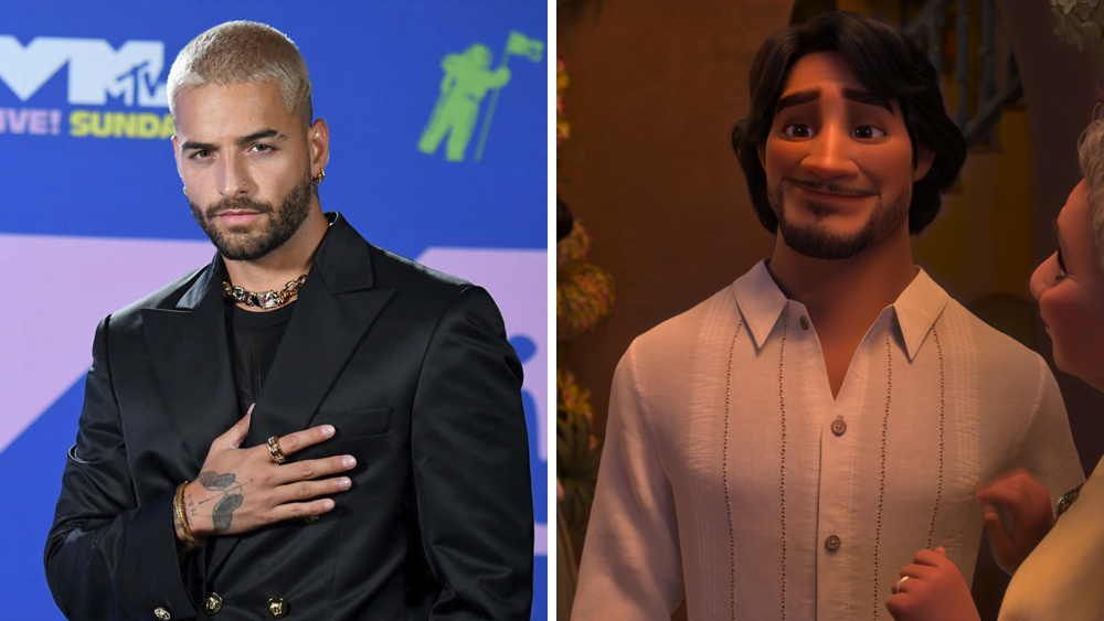 Maluma And His Fine Ass Self Joins The Voice Cast Of Disney's 'Encanto' As Heartthrob Mariano