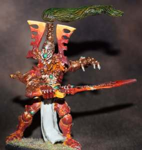 Avatar of Khaine frontal