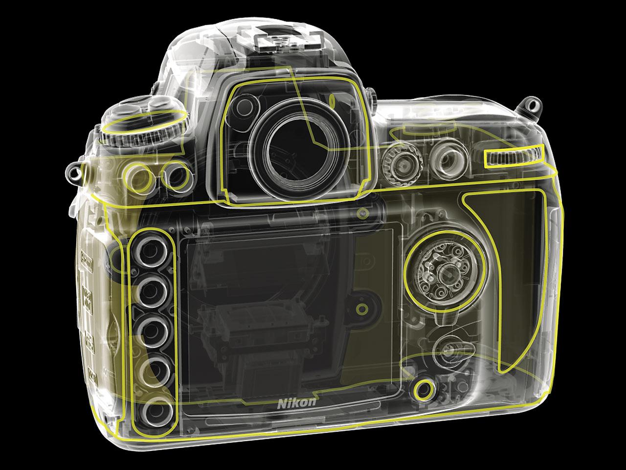 Semi-professional cameras