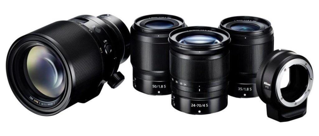 Nikon Z6 vs. Z7
