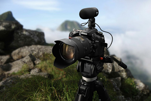 Nikon reflex
