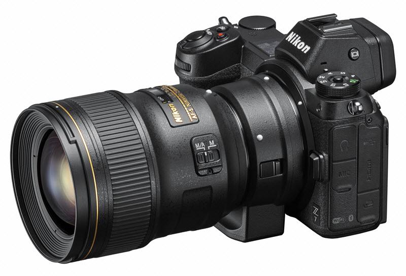 Nikon Z6 vs Z7