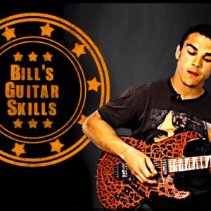 Bill's Guitar Skills