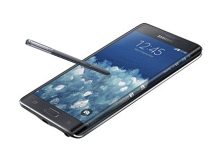 Samsung announce Galaxy Note 4 and Galaxy Note Edge