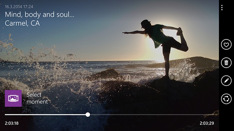 Coming soon: The Lumia Denim update with 4K video, voice activation and improved camera app