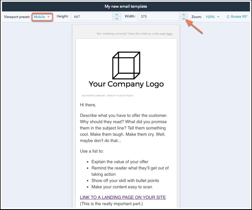 HubSpot-Email-Templates